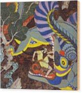 Hawthorne: Tanglewood Wood Print