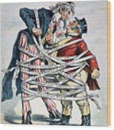 Venezuela Boundary, 1896 Wood Print