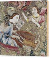 Chasuble, 18th Century Wood Print