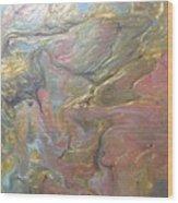 01112017c50 Wood Print by Sonya Wilson