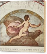 Ganymede, C1901 - To License For Professional Use Visit Granger.com Wood Print