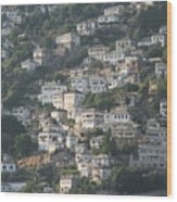 0116883 - Greece - Pilio Wood Print