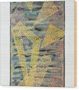 01333 Left Wood Print