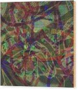 01714 Wood Print