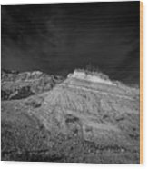 030715 Palo Duro Canyon 055-2 Wood Print