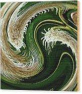 04-4b001 Wood Print