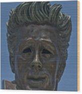 0439- James Dean Wood Print