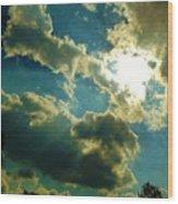05222012059 Wood Print