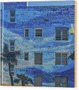 0691- Murral Wood Print