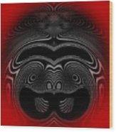 #071020151 Wood Print
