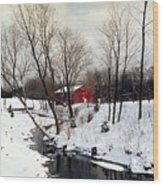 072606-31 Wood Print