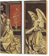 07464 Rogier Van Der Weyden Wood Print
