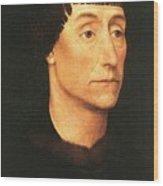07505 Rogier Van Der Weyden Wood Print