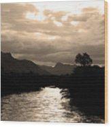 08004 Wood Print