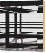 08015 Wood Print