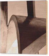 08017 Wood Print