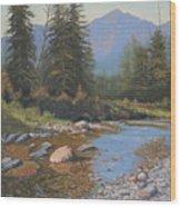 080323-2420 Tranquility Wood Print
