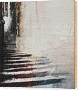084 30th Street B Wood Print