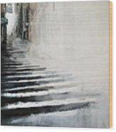 084 Ny 30th Street Wood Print