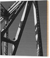 09001 Wood Print