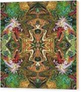 09a-4001 Wood Print