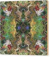 09a-4003 Wood Print