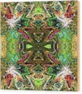 09a-4010 Wood Print