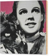 - Dorothy - Wood Print