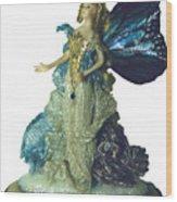 01md076-madame Butterfly Wood Print by Shirley Heyn