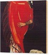 12215 Rafael De Penagos Wood Print