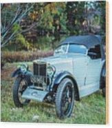 1743.017 1930 Mg Top Quarter Wood Print