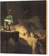 1 1886 Vasily Polenov Wood Print