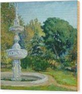 1917 Sergey Vinogradov Wood Print