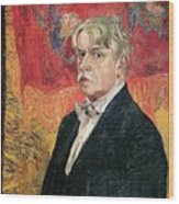 1919 Alexander Golovin Wood Print