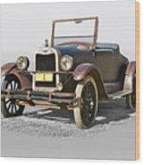 1925 Chevrolet Series K Roadster Wood Print