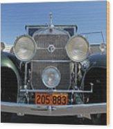 1931 Cadillac Automobile Wood Print