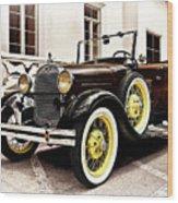 1931 Ford Phaeton Wood Print