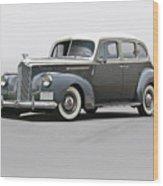1941 Packard 120 Sedan I Wood Print