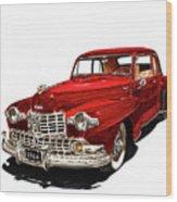 1946 Lincoln Continental Mk I Wood Print