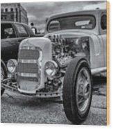 1948 Mercury Pickup Hot Rod Wood Print