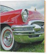 1955 Buick Rodmaster Wood Print