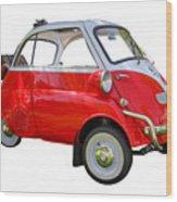 1957 Isetta 300 Wood Print