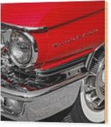 1960 Cadillac Wood Print