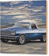 1964 Chevrolet El Camino I Wood Print