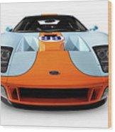 2006 Ford Gt Wood Print
