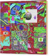 1-3-2016babcdefghijklmnopqrt Wood Print