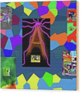 1-3-2016dabcdefghijklmnopqrtuvwxyz Wood Print