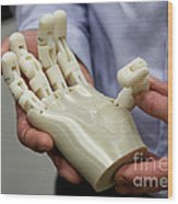 3d Printing, Additive Manufacturing Wood Print