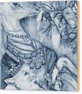 48563 Adrienne Segur Wood Print