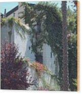 A Home In Rehavia 1 Wood Print